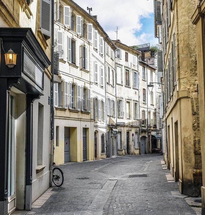 Авиньон-Прованс.-Франция