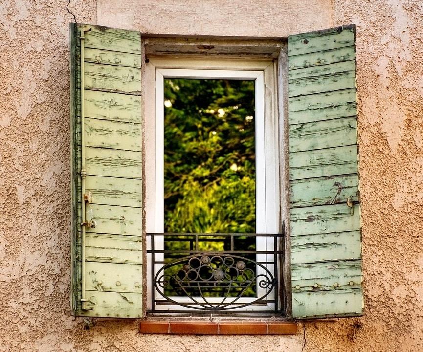 Французские-окна