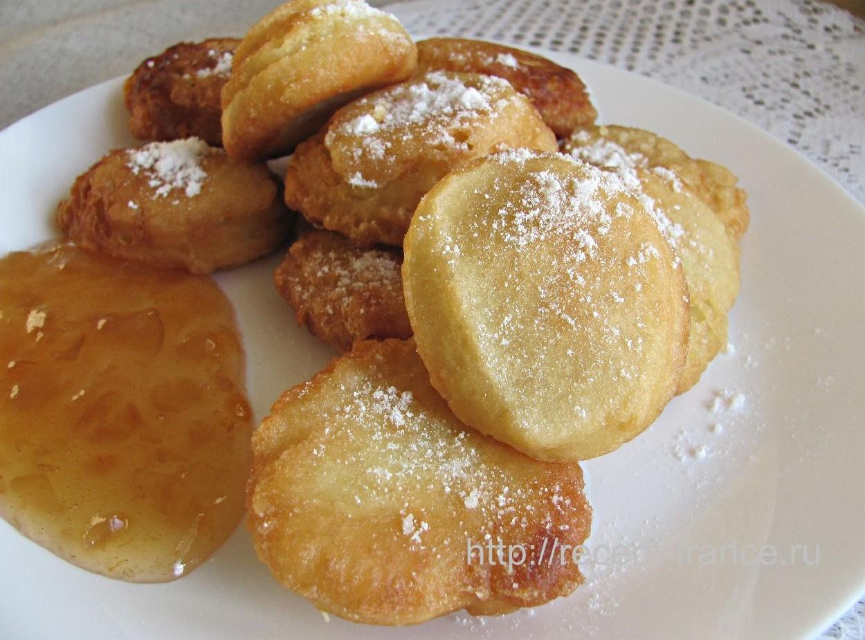 Пышные оладушки – быстрый и вкусный рецепт на завтрак