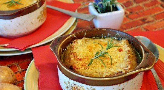Французский луковый суп – классический рецепт
