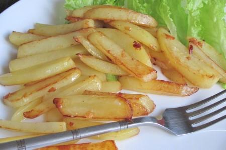 Картофель жареный по-французски