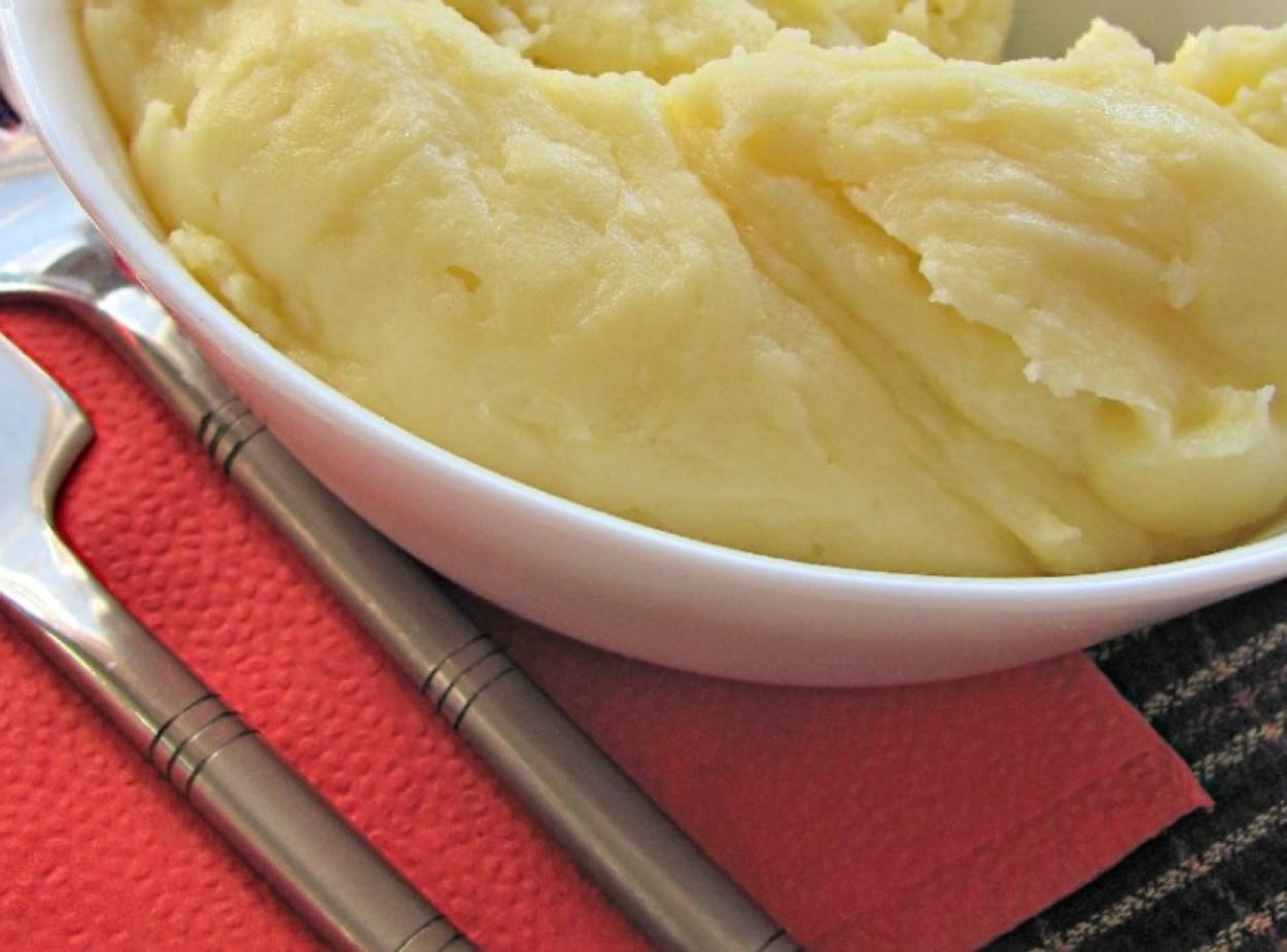 Алиго – картофельное пюре с сыром