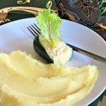 Картофельное пюре по-французски
