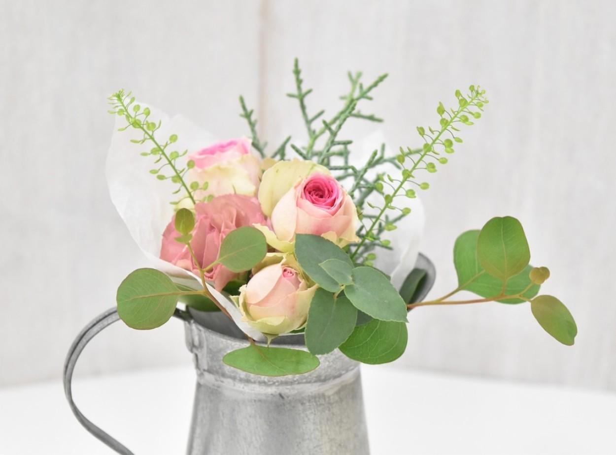 Домашний лосьон из лепестков роз