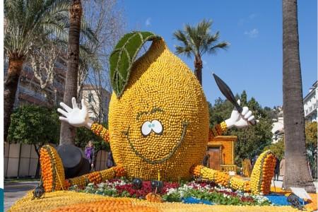 Праздник лимонов