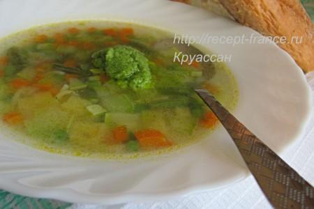 Суп с писту