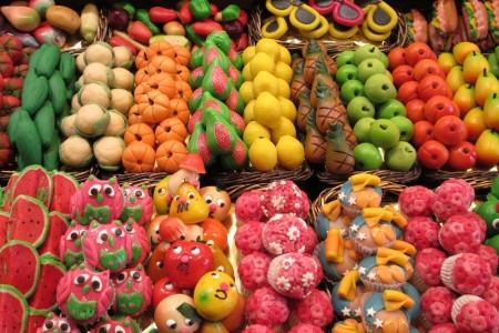 Марципан – сладость для аристократов