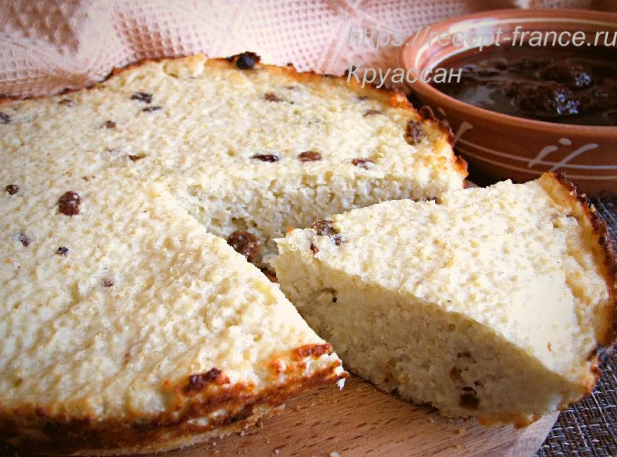 Пшенный пирог