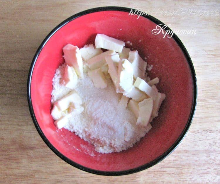 пирог с консервированными ананасами - приготовление