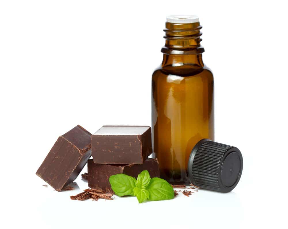 шоколад, эфирные масла