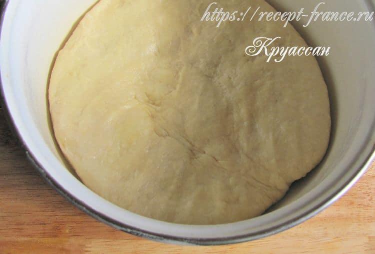 сладкие дрожжевые булочки - приготовление
