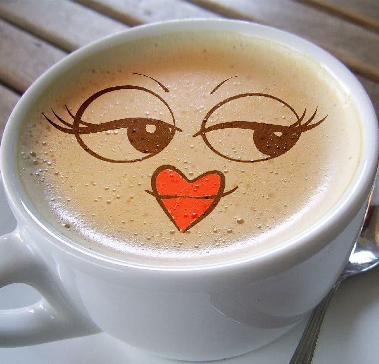 кофе в косметике1