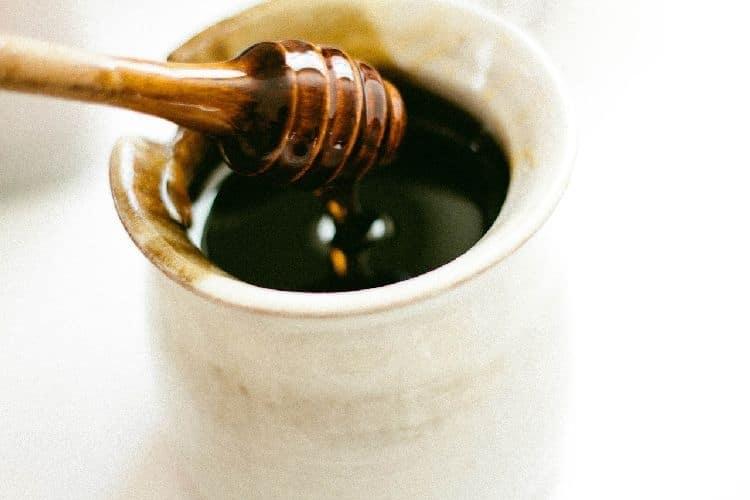 медо-кофейные скрабы