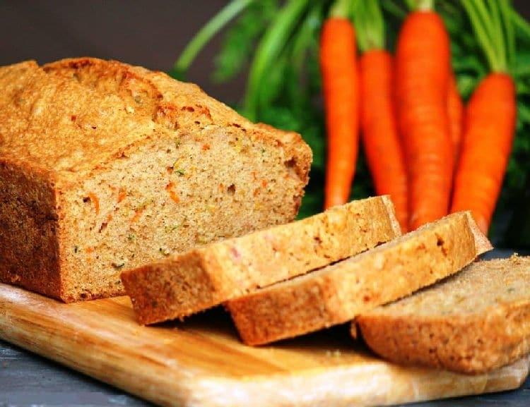 хлеб и морковь