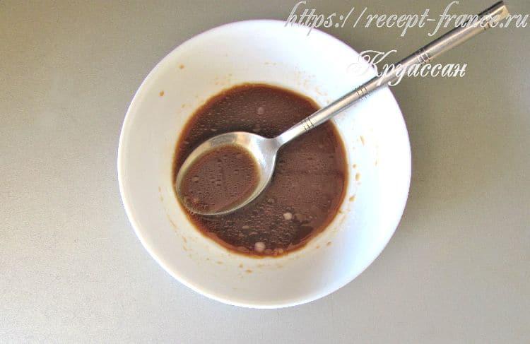 приготовление: куриное филе в сладком соусе
