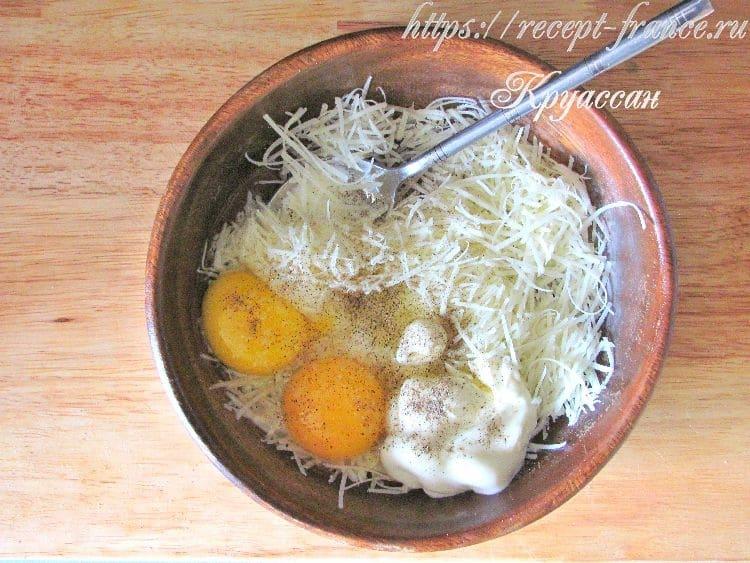 рыба в сырном кляре - приготовление