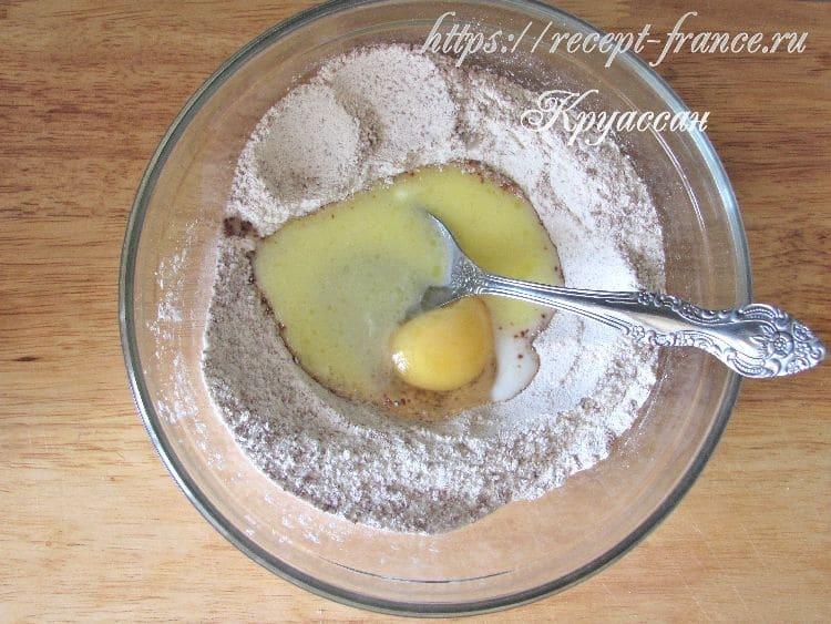 кекс за 5 мин - приготовление