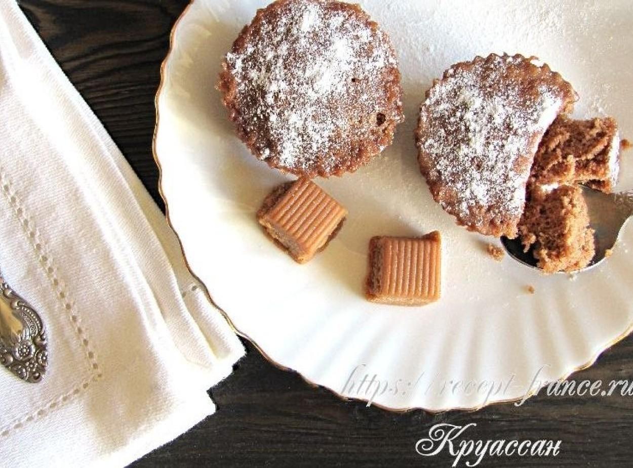 Шоколадный кекс за 5 минут в микроволновке