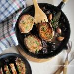 Рецепт свинины с черносливом – классика французской кухни