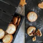 Песочные пирожки с яблоками – рождественская выпечка
