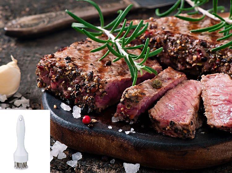 тейндерайзер и мясо