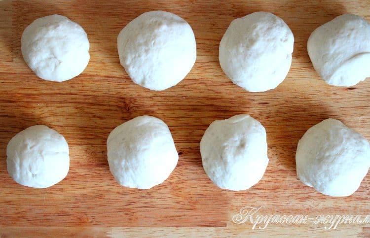 шаньги с сыром-приготовление