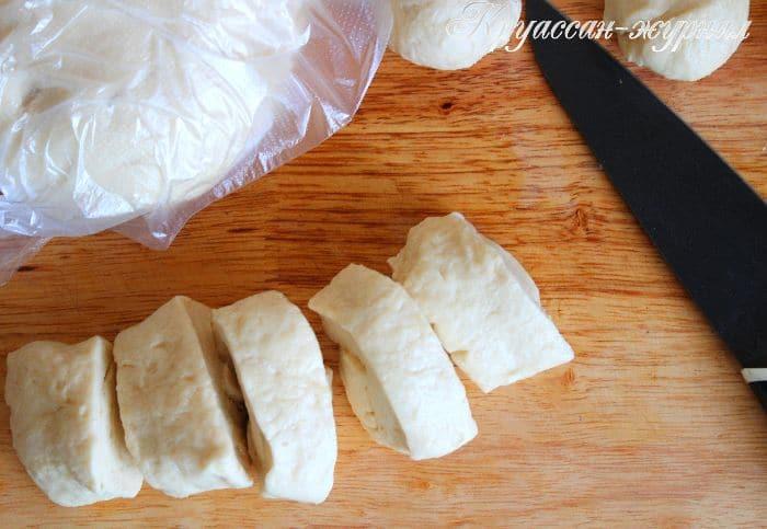 пирожки курочка ряба-приготовление
