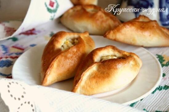 «Курочка Ряба» – пирожки с курицей