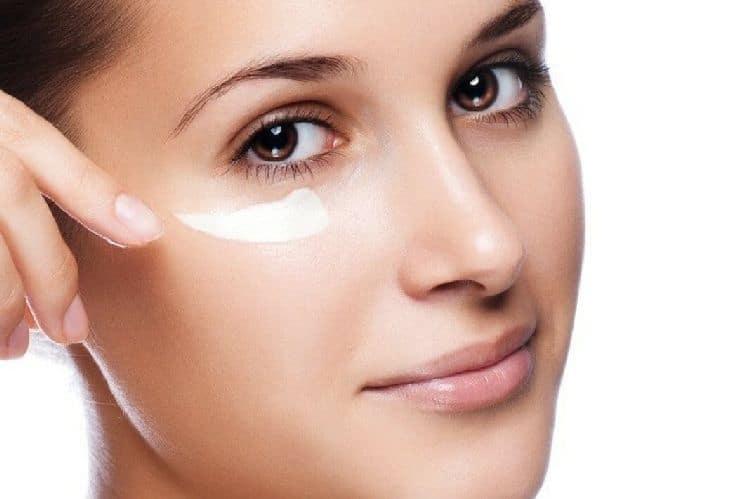 маски для глаз от морщин в домашних условиях