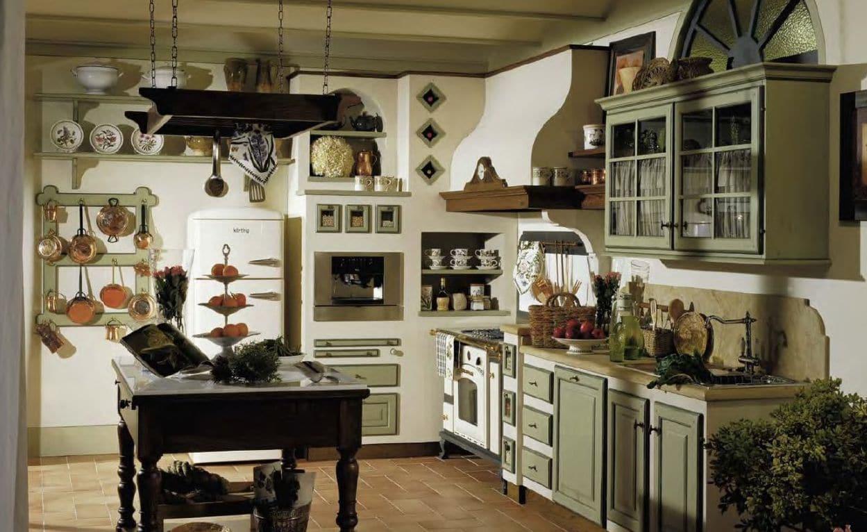 кухня прованс 12