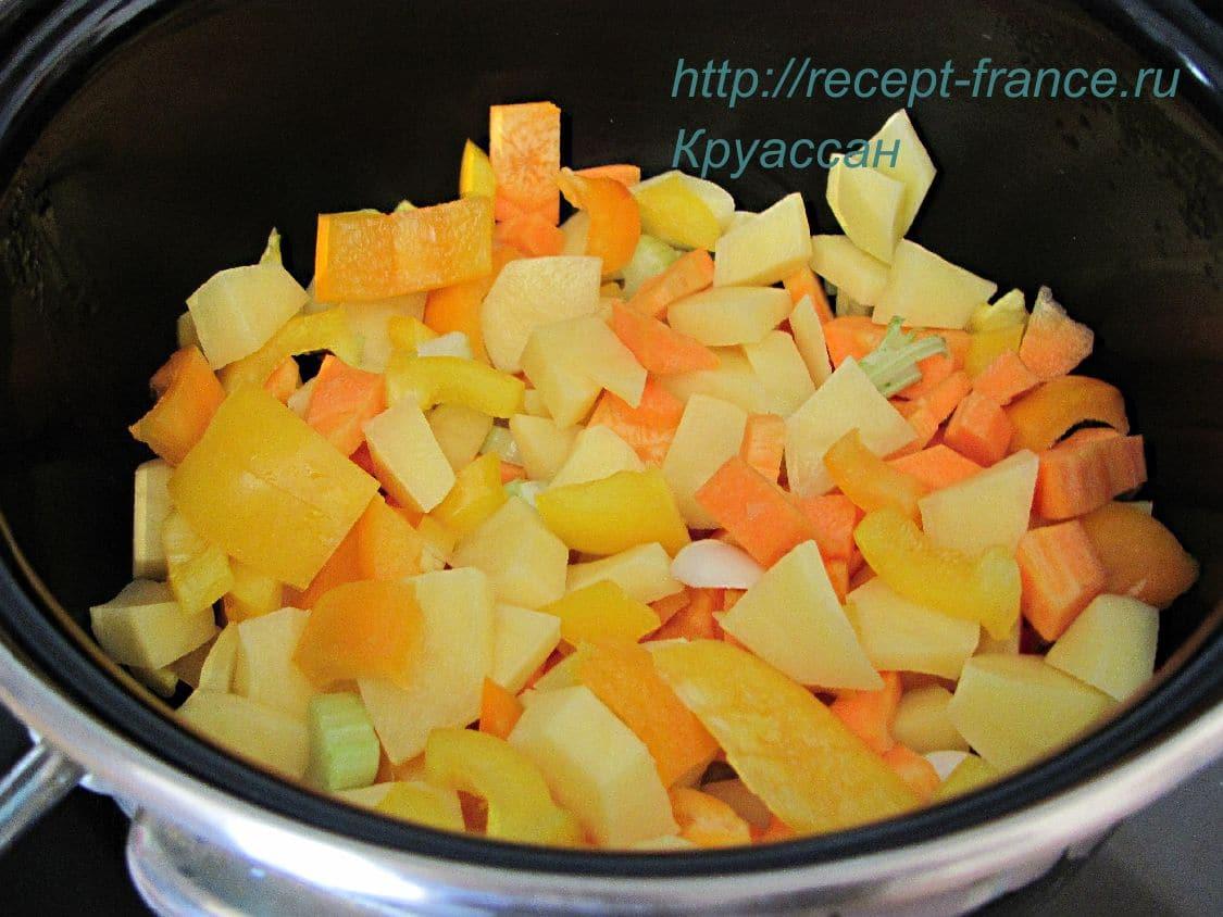 kak prigotovit ovoschnoi sup