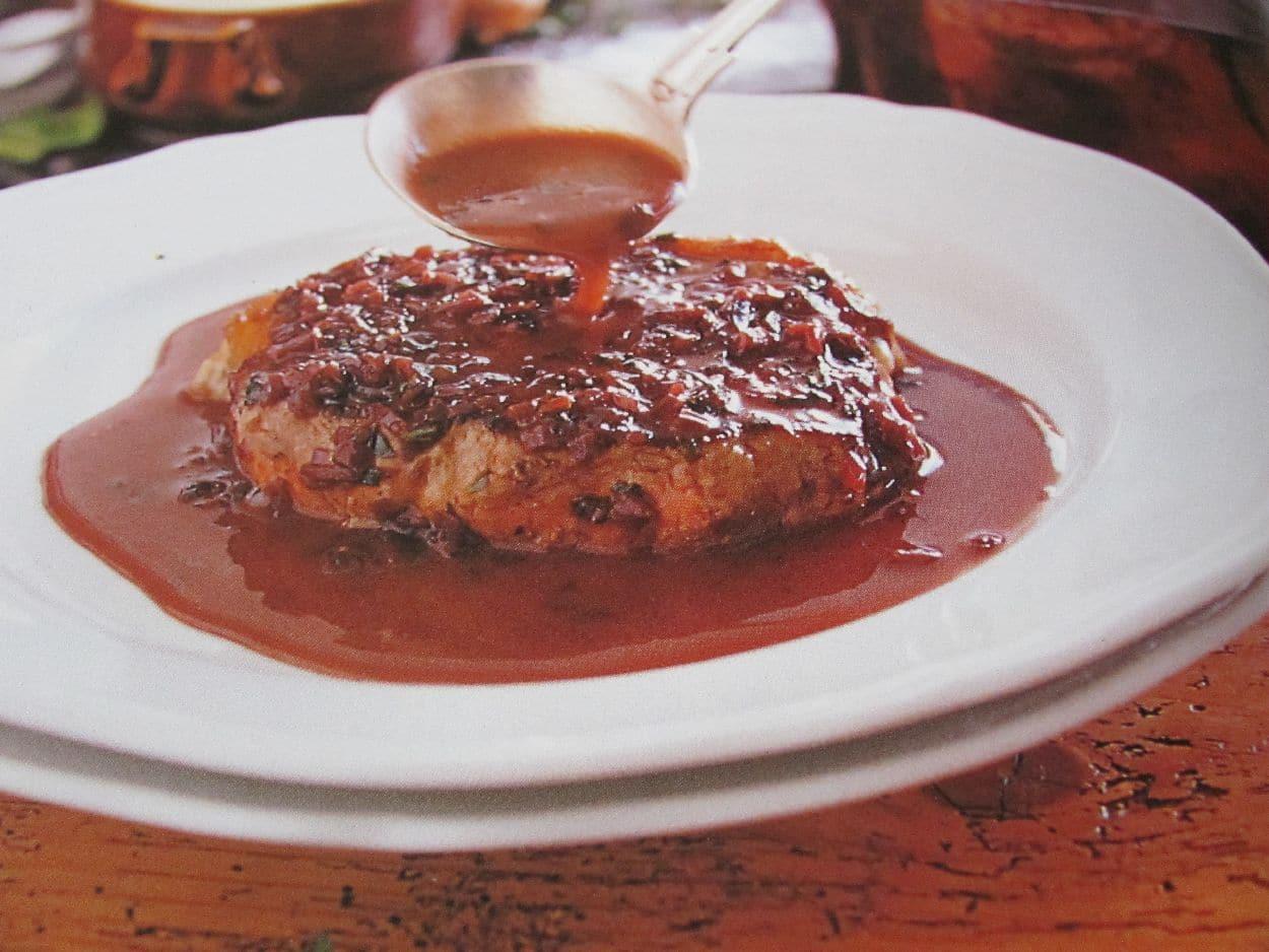 svinoi steik