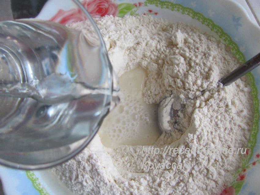 как приготовить пирожки с малиной