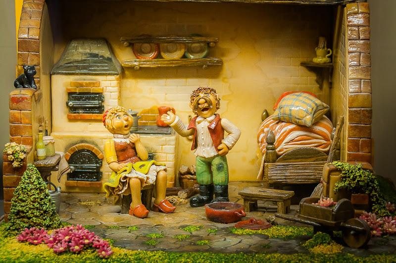 музей марципана Сентэндр (Венгрия)