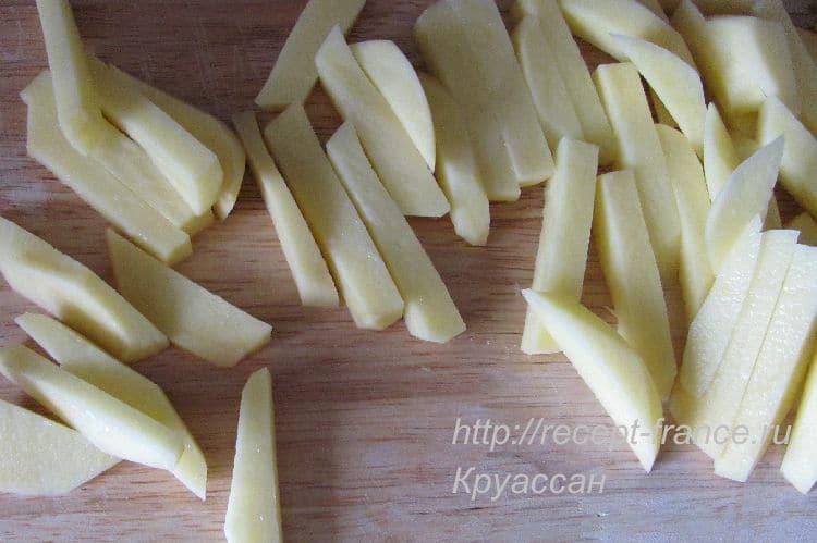 как приготовить картофель с паприкой